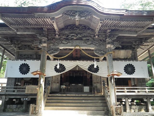 紀元前210年(一説)の長野県戸隠神社で参拝してきました!
