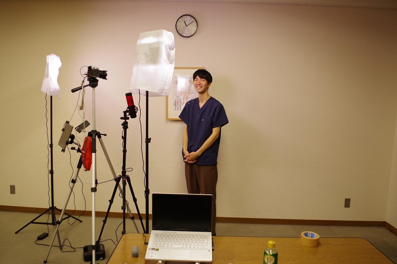 起業・独立・開業者向け動画撮影